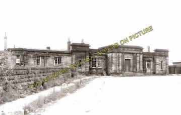 Ashby-de-la-Zouch Railway Station Photo. Swannington to Moira & Worthington (3)