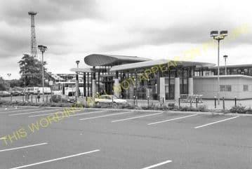 Ashford Railway Station Photo. Pluckley - Smeeth Line. SE&CR. (16)