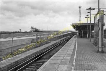 Ashford Railway Station Photo. Pluckley - Smeeth Line. SE&CR. (20)
