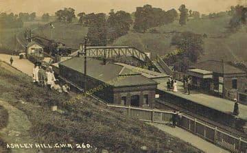 Ashley Hill Railway Station Photo. Stapleton Road - Filton. Patchway Line. (11)