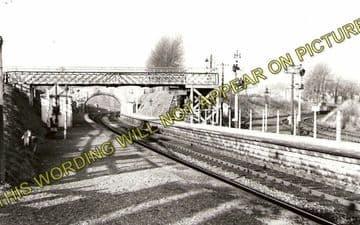 Ashton Gate Railway Station Photo. Bristol - Portishead. Great Western Rly. (1)