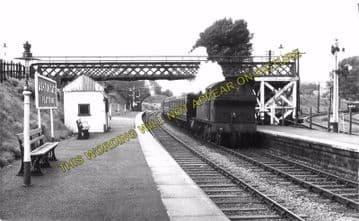 Ashton Gate Railway Station Photo. Bristol - Portishead. Great Western Rly. (3)