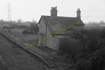 Ashton-Under-Hill Railway Station Photo. Beckford - Hinton. Eversham Line. (4)
