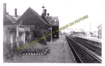 Aspatria Railway Station Photo. Brayton, Baggrow, Dearham and Bullgill Lines (4)