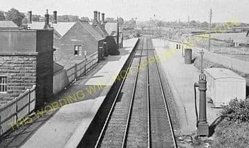 Aspatria Railway Station Photo. Brayton, Baggrow, Dearham and Bullgill Lines (7)