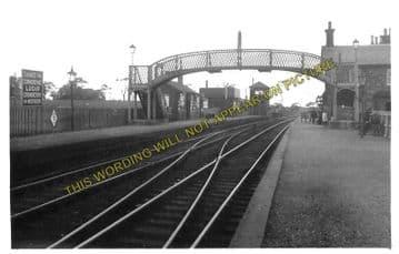 Auchinleck Railway Station Photo. Mauchline to Commondyke and Cumnock Lines (1)