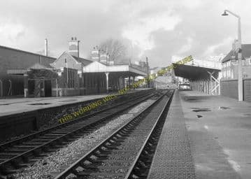 Avonmouth Dock Railway Station Photo. Henbury and Pilning Lines. GWR. (14)