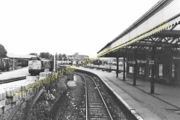 Aylesbury Joint Railway Station Photo. Stoke Mandeville - Waddesdon Manor. (15)