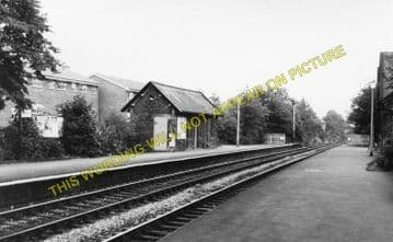 Baildon Railway Station Photo. Shipley - Esholt. Guiseley and Burley Line. (2)