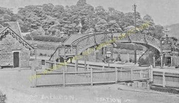 Baildon Railway Station Photo. Shipley - Esholt. Guiseley and Burley Line. (3)