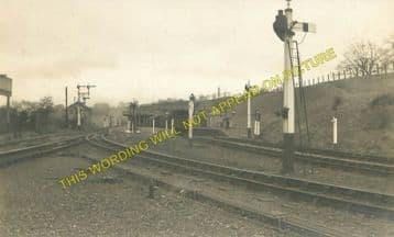 Bala Junction Railway Station Photo. Llandrillo - Llanuwchllyn. (5)