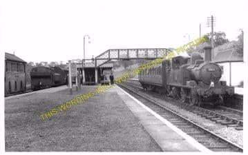 Bala Junction Railway Station Photo. Llandrillo - Llanuwchllyn. (6)