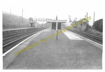 Bala Junction Railway Station Photo. Llandrillo - Llanuwchllyn. (8)