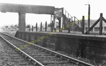 Bala Lake Railway Station Photo. Bala - Llanuwchllyn. Corwen to Dolgelly (3)
