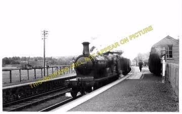 Ballindalloch Railway Station Photo. Advie - Blacksboat. Grantown Line. (3)