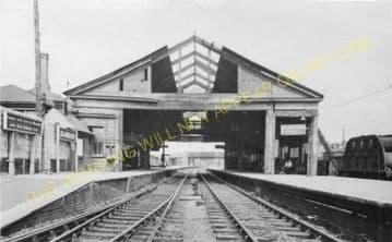 Banbury General Railway Station Photo. Great Western Railway. (10)