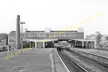 Banbury General Railway Station Photo. Great Western Railway. (15)