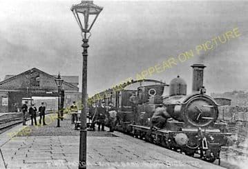 Banbury General Railway Station Photo. Great Western Railway. (17)