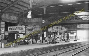 Banbury General Railway Station Photo. Great Western Railway. (18)