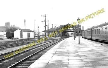 Banbury General Railway Station Photo. Great Western Railway. (2)
