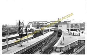Banbury General Railway Station Photo. Great Western Railway. (6)