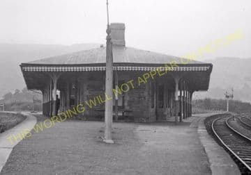 Barmouth Junction Railway Station Photo. Fairbourne to Harlech & Dolgelly. (18)