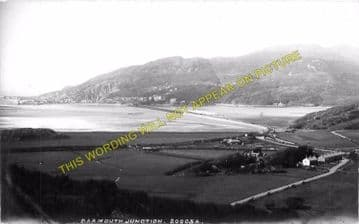 Barmouth Junction Railway Station Photo. Fairbourne to Harlech & Dolgelly. (21)