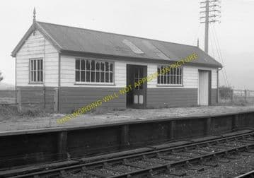 Barmouth Junction Railway Station Photo. Fairbourne to Harlech & Dolgelly. (27)