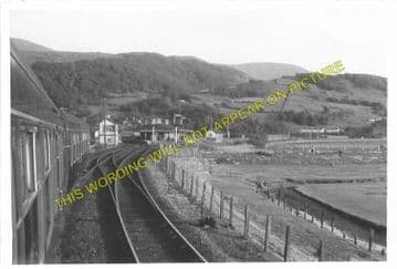 Barmouth Junction Railway Station Photo. Fairbourne to Harlech & Dolgelly. (28)