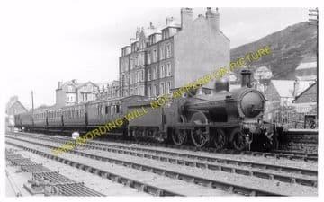 Barmouth Railway Station Photo. Fairbourne - Harlech. Cambrian Railway. (15)