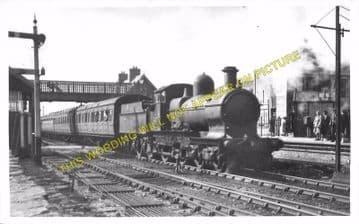 Barmouth Railway Station Photo. Fairbourne - Harlech. Cambrian Railway. (16)