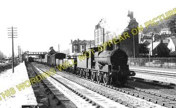 Barmouth Railway Station Photo. Fairbourne - Harlech. Cambrian Railway. (2)