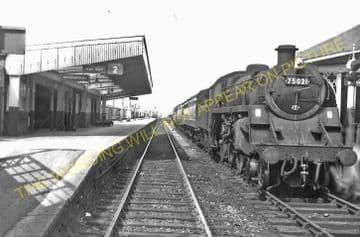 Barmouth Railway Station Photo. Fairbourne - Harlech. Cambrian Railway. (23)