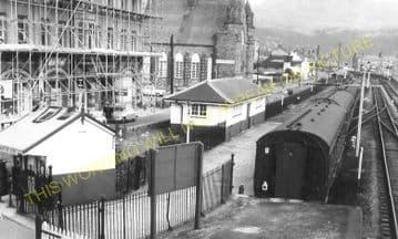 Barmouth Railway Station Photo. Fairbourne - Harlech. Cambrian Railway. (26)