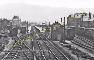 Barmouth Railway Station Photo. Fairbourne - Harlech. Cambrian Railway. (27)