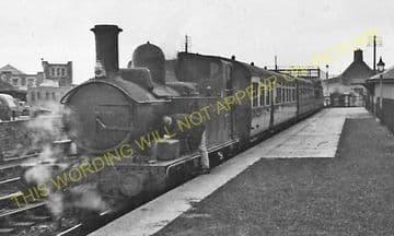Barmouth Railway Station Photo. Fairbourne - Harlech. Cambrian Railway. (29)