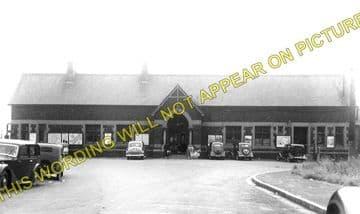 Barmouth Railway Station Photo. Fairbourne - Harlech. Cambrian Railway. (4)