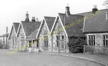 Barnard Castle Railway Station Photo. North Eastern Railway. (5)