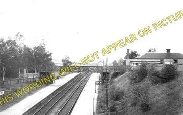 Barnehurst Railway Station Photo.Bexleyheath - Dartford. Gravesend Line. (1)