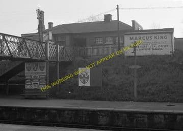 Barnehurst Railway Station Photo.Bexleyheath - Dartford. Gravesend Line. (7)