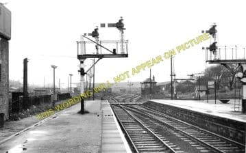 Barrow-in-Furness Railway Station Photo. Furness Railway. (6)