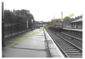 Barrow-on-Soar & Quorn Railway Station Photo. Loughborough - Sileby. (3)