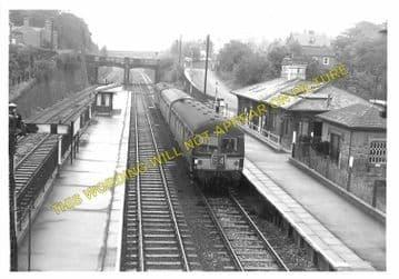 Barrow-on-Soar & Quorn Railway Station Photo. Loughborough - Sileby. (5)