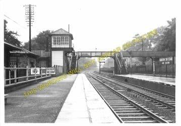 Barrow-on-Soar & Quorn Railway Station Photo. Loughborough - Sileby. (7)