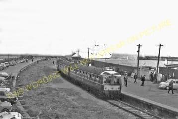 Barry Pier Railway Station Photo. Barry Railway. (10)