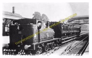 Barry Railway Station Photo. Cadoxton - Rhoose. Cardiff to Aberthaw Line (4)