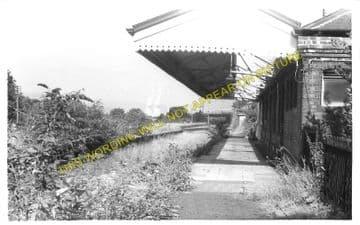Bassaleg Junction Railway Station Photo. Newport - Rogerstone. GWR (1)..