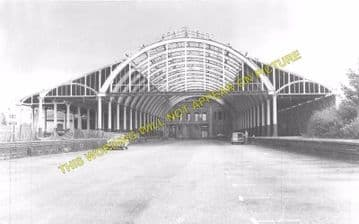 Bath Green Park Railway Station Photo. Midland/Somerset & Dorset Joint Rly (8)