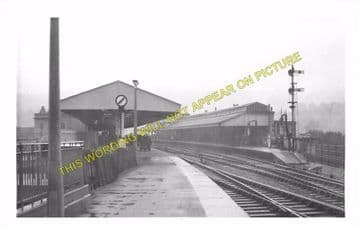Bath Spa Railway Station Photo. Great Western Railway (10)..