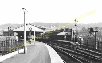 Bath Spa Railway Station Photo. Great Western Railway (14)